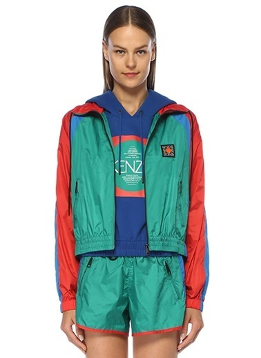 Kenzo Ceket Yeşil